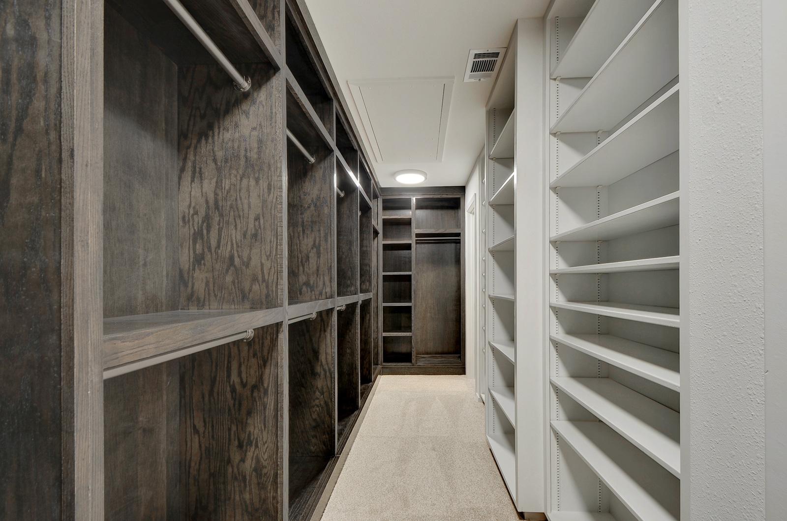 Sumac Closet